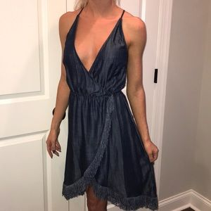 7 For All Mankind Dresses - 7 for all mankind denim dress